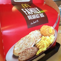 Photo taken at McDonald's by Asfarinah M. on 3/13/2012