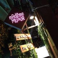 Photo taken at Madame Musur by iAmneung on 3/16/2012
