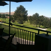 Photo taken at Meadow Springs Country Club by Cynthia E. on 9/4/2011