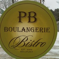 Photo taken at PB Boulangerie Bistro by David G. on 2/21/2011