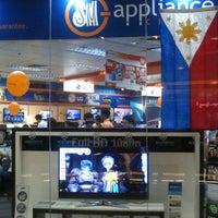 Photo taken at SM Appliance Center by John Vincent Cloud L. on 6/9/2012