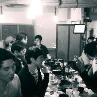 Das Foto wurde bei 오니(鬼) von 룡 고. am 11/2/2011 aufgenommen