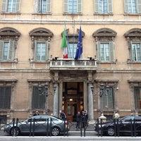 Photo taken at Palazzo Madama by Francesco V. on 4/11/2012