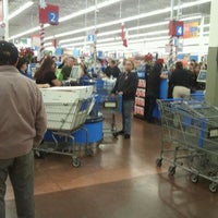 Photo taken at Walmart Supercenter by Bayu S. on 11/24/2011