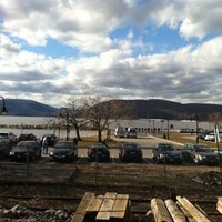 Photo taken at Metro North - Peekskill Train Station by aimee o. on 3/11/2011
