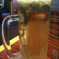 Photo taken at Red Robin Gourmet Burgers by Troy G. on 5/28/2012