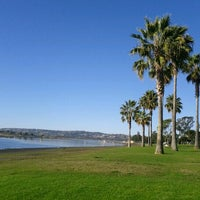 Photo taken at Mission Bay Park by Gina T. on 11/26/2011