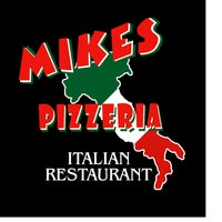 Photo taken at Mike's Pizzeria Italian Restaurant by Melissa S. on 12/6/2011