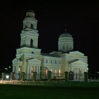 Photo taken at Церковь Троицы Живоначальной by Egor Z. on 11/30/2011