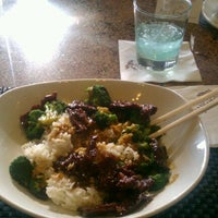 Photo taken at P.F. Chang's by Casey R. on 11/16/2011