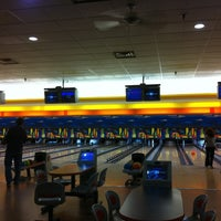 Photo taken at Buffaloe Lanes Cary Bowling Center by Tim B. on 4/22/2011