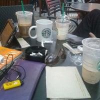 Photo taken at Starbucks Coffee by Cesar Erwin M. on 12/9/2011
