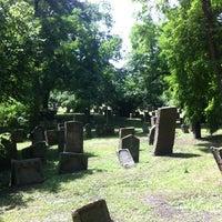 Photo taken at Alter Jüdischer Friedhof by Gero P. on 6/22/2012