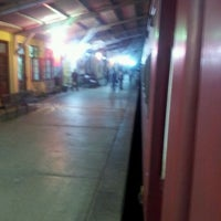 Photo taken at Trincomalee Railway Station by Samith R. on 6/6/2012