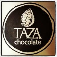 Photo taken at Taza Chocolate by Dan V. on 6/8/2012