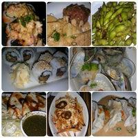 Photo taken at Shokudo Japanese Restaurant by Carol N. on 8/1/2012