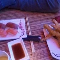 Photo taken at Nagoya Sushi & Grill by Deborah B. on 3/1/2012