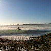 Photo taken at Jyllinge Marina by Gert H. on 2/15/2012