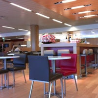 Photo taken at Air France Lounge by Qarlos on 6/9/2012