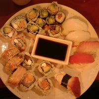 Photo taken at Tokyo Sushi Buffet by Kayla M. on 7/22/2012