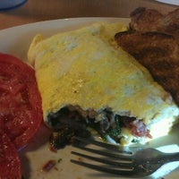 Photo taken at Eggs Up Grill Conway by Greg T. on 12/17/2011