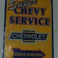 Photo taken at Chevy Dave's Garage by Dave C. on 7/4/2011