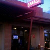 Photo taken at The Garage Restaurant & Bar by lafinguy on 11/8/2011