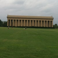 Photo taken at Centennial Park by Cassidy G. on 9/2/2012