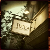 Photo taken at Ivy Restaurant by Greg S. on 6/14/2012