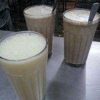 Photo taken at Fresh Boiled Milk @ Nasi Kandar Line Clear by Chloe T. on 11/12/2011