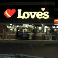 Photo taken at Love's Travel Stop by Austin D. on 11/4/2011