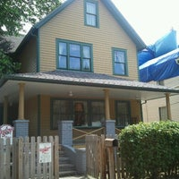 Photo taken at A Christmas Story House & Museum by Angie G. on 6/24/2012