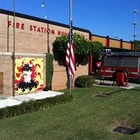 Photo taken at Atlanta Fire Station #1 by JJE1981 on 9/11/2011