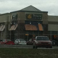 Photo taken at Panera Bread by Joey F. on 3/9/2011