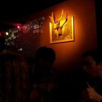 Photo taken at Hemlock Tavern by Nikolaj Hald N. on 11/19/2011