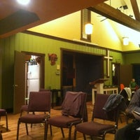 Photo taken at Forest Home Church by Will C. on 1/5/2012