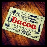 Photo taken at Bacoa Little by Sebastian G. on 7/24/2012
