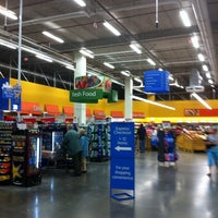 Photo taken at Walmart by Dinh P. on 9/16/2011