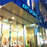 3/29/2011にhirajimodeがART SPORTS OD BOX 本店で撮った写真