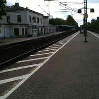 Photo taken at Bahnhof Pinneberg by AndyDre J. on 5/5/2012