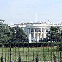 Photo taken at South Lawn - White House by Ellie M. on 8/3/2012
