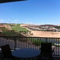 Photo taken at Falcon Ridge Golf Course by Mandy on 7/26/2012