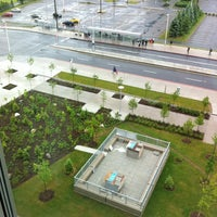 Photo taken at Algonquin College - CA Building by Ross B. on 6/2/2012