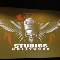 Photo taken at Red Studios by Allen F. on 3/1/2012