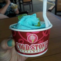 Photo taken at Cold Stone Creamery by Melissa M. on 6/19/2012