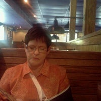 Photo taken at Outback Steakhouse by Ky S. on 10/8/2011