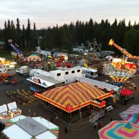 Photo taken at Tanana Valley State Fair Assoc by Bill on 8/6/2011