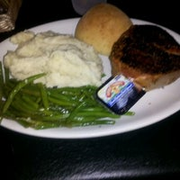 Photo taken at Hunter's Pub and Steakhouse by Creighton W. on 1/23/2012