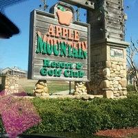 Photo taken at Apple Mountain Resort by Demetria A. on 2/26/2012