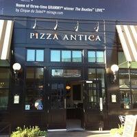 Photo taken at Pizza Antica by Ebru K. on 11/2/2011